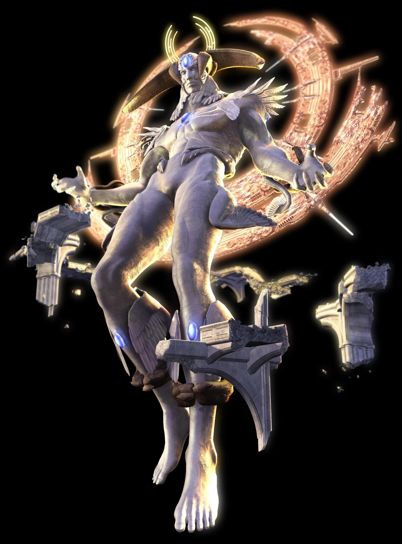 Devil May Cry 4 Bosses