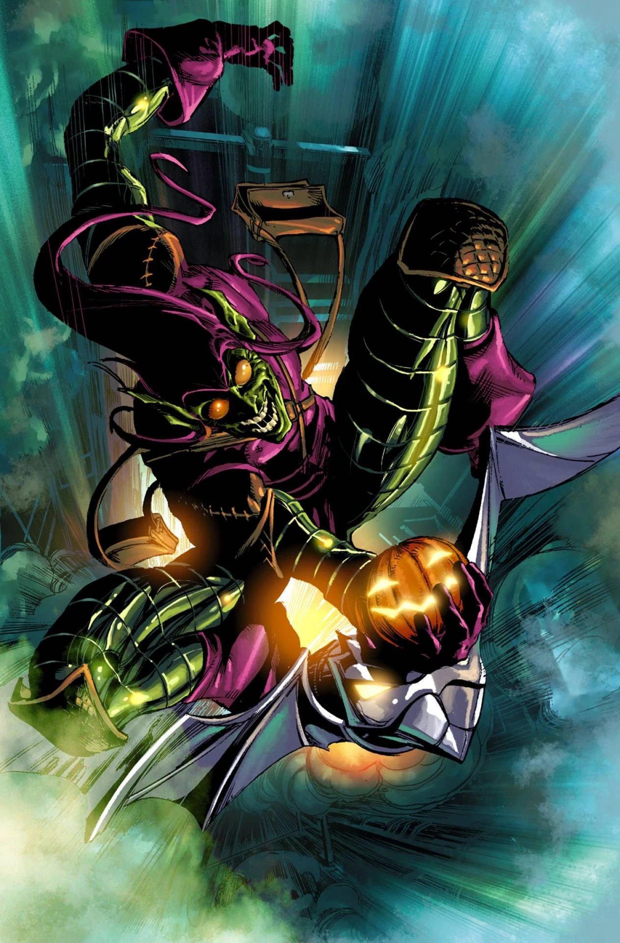 Green Goblin Marvel Villains Wiki Fandom Powered By