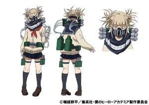 Tokoyami My Hero Academia Cute Wallpaper Himiko Toga Gallery Villains Wiki Fandom Powered By Wikia