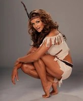 Indian Quit Girl Wallpaper Eve Torres Villains Wiki Fandom Powered By Wikia