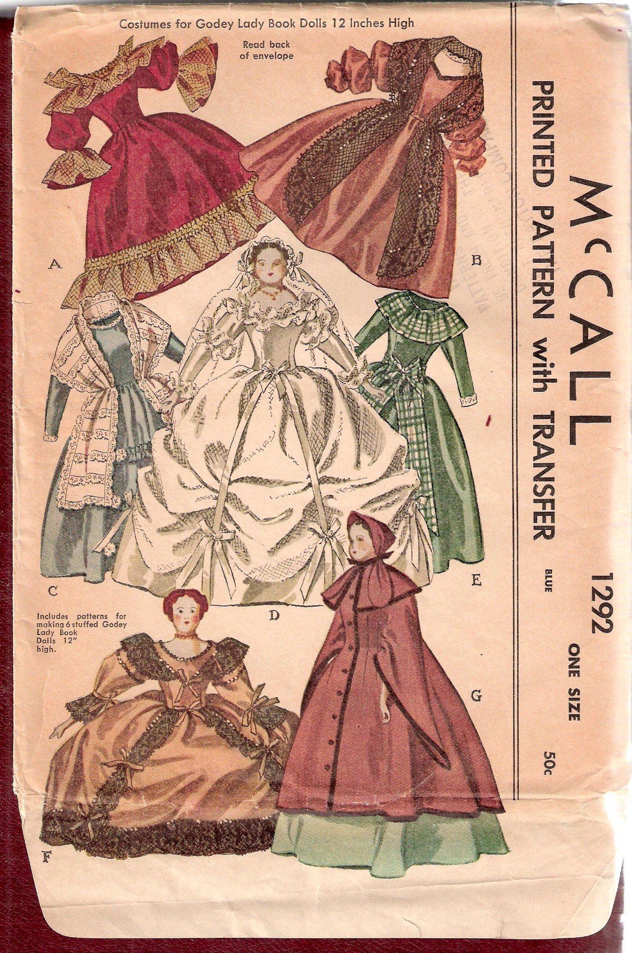 McCall 1292  Vintage Sewing Patterns  FANDOM powered by