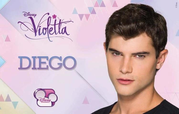Diego Violetta Wiki Fandom Powered By Wikia