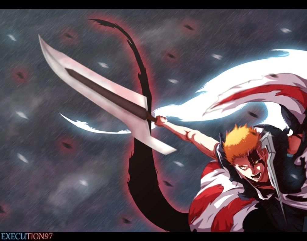 Bleach Ichigo Broken Bankai By Execution97-dae0jvq