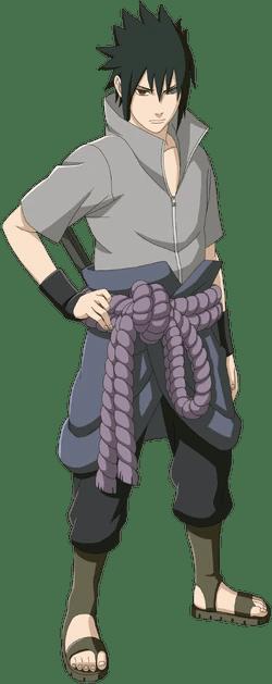 Sasuke Rinnegan Sharingan Transparent