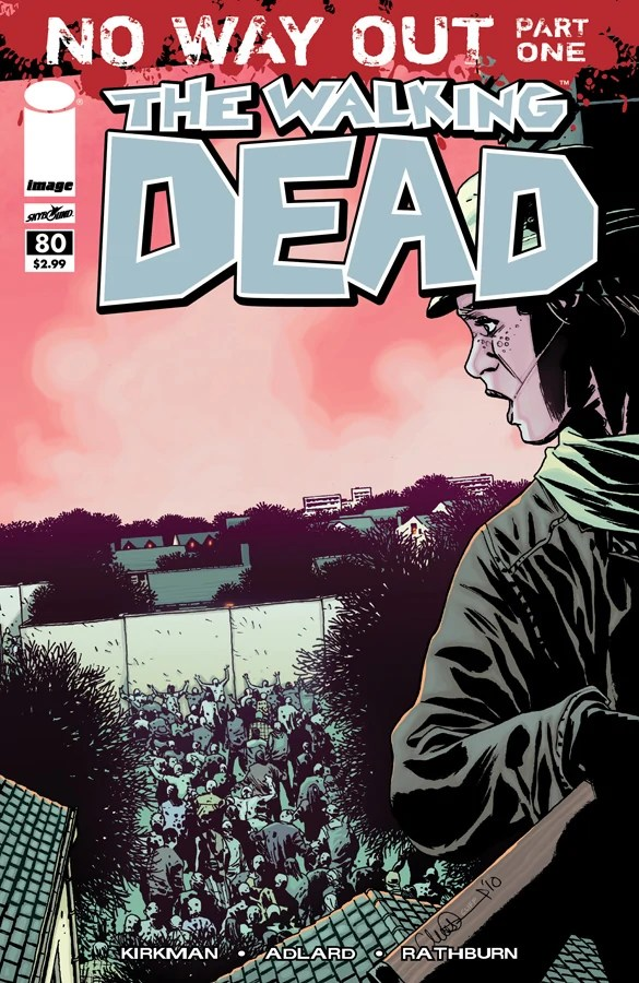 Issue 80  Walking Dead Wiki  FANDOM powered by Wikia