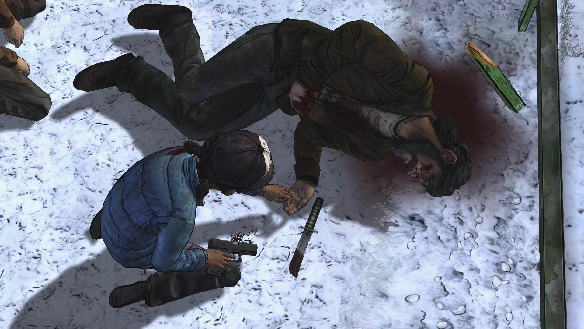Kenny Video Game  Walking Dead Wiki  FANDOM powered by Wikia