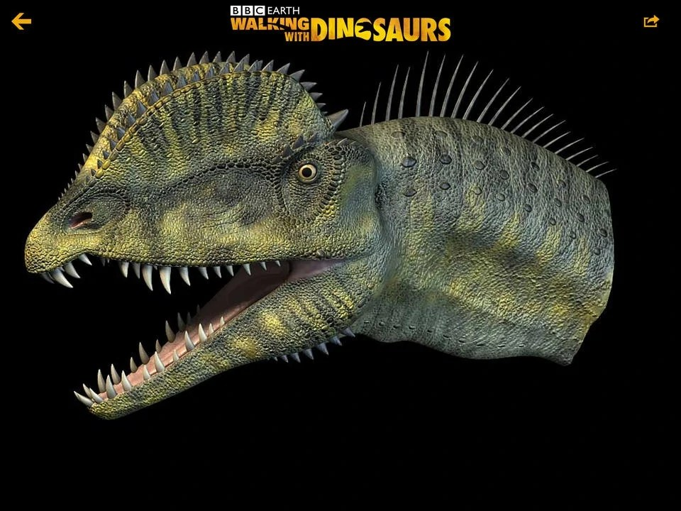 Walking With Dinosaurs Inside Their World Walking With