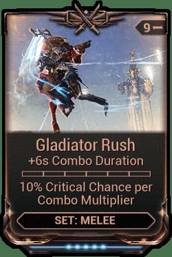 Gladiator Rush  WARFRAME Wiki  FANDOM powered by Wikia