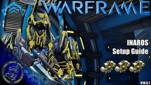 Inaros WARFRAME Wiki FANDOM Powered By Wikia