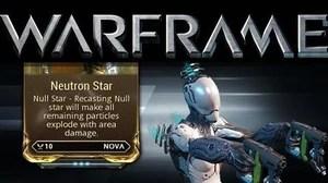 Neutron Star WARFRAME Wiki FANDOM Powered By Wikia