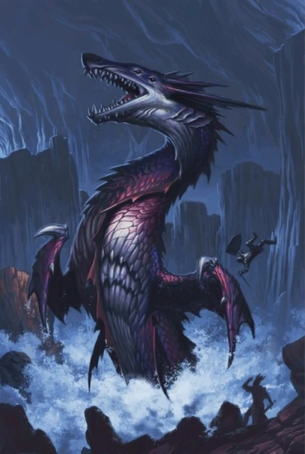 sea dragon warhammer wiki