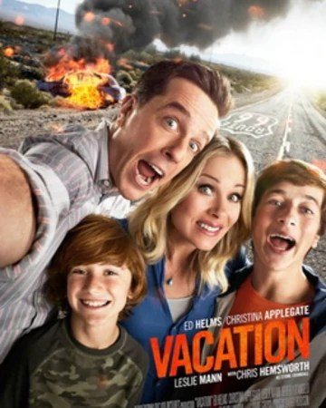 Vacation 2015 Film Warner Bros Entertainment Wiki Fandom