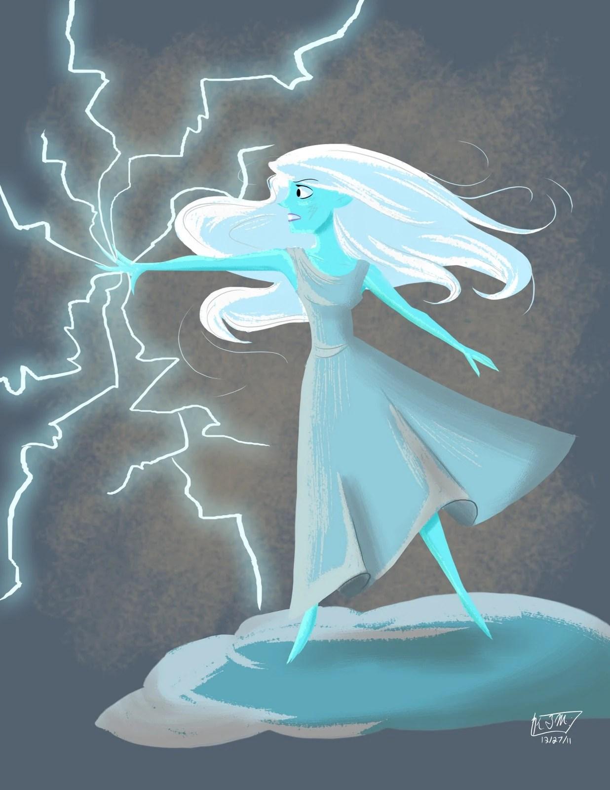 Lightning Genji Onepunch Man Wiki Fandom Powered Wikia