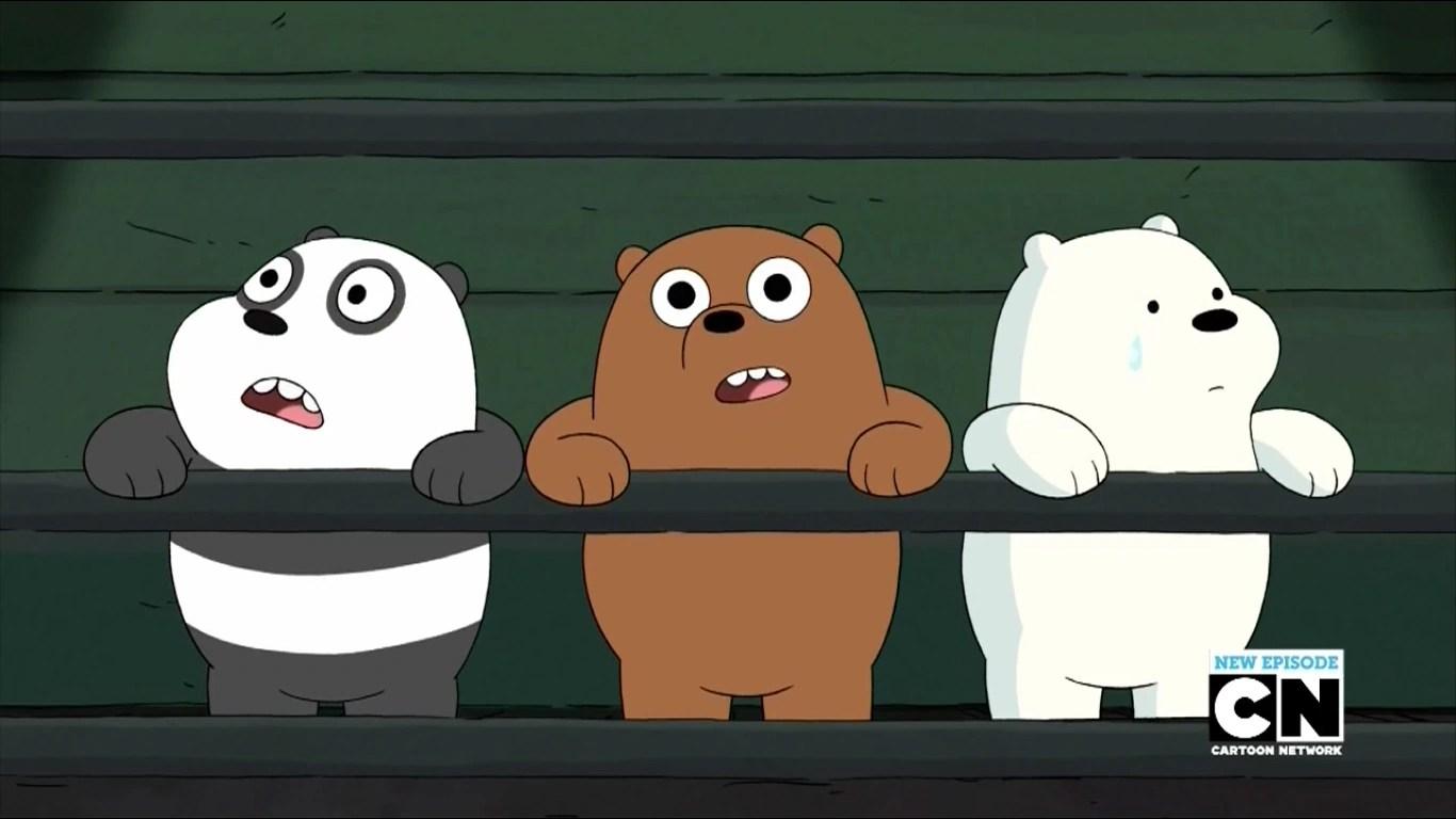 Cute Poppy 1080p Wallpaper Image Da Road 45 Png We Bare Bears Wiki Fandom