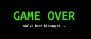 game over welcome to