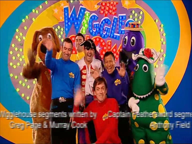Wiggles Tv Series 4 Show