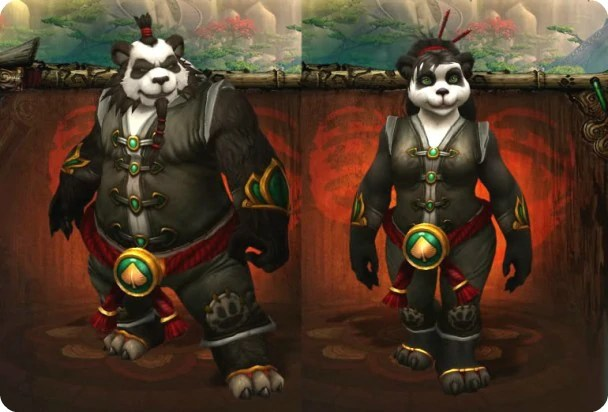 熊貓人 | 魔獸世界百科全書 | FANDOM powered by Wikia