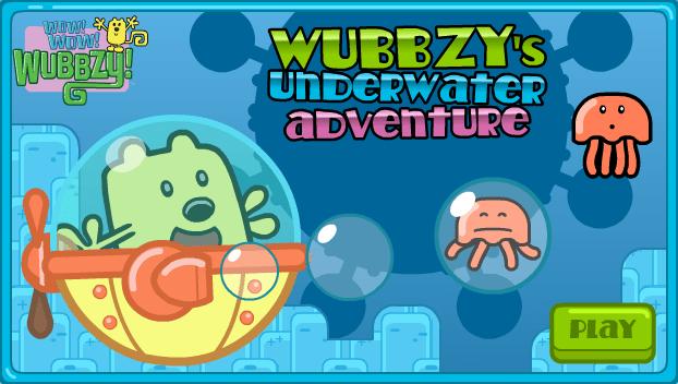 wubbzy s underwater adventure