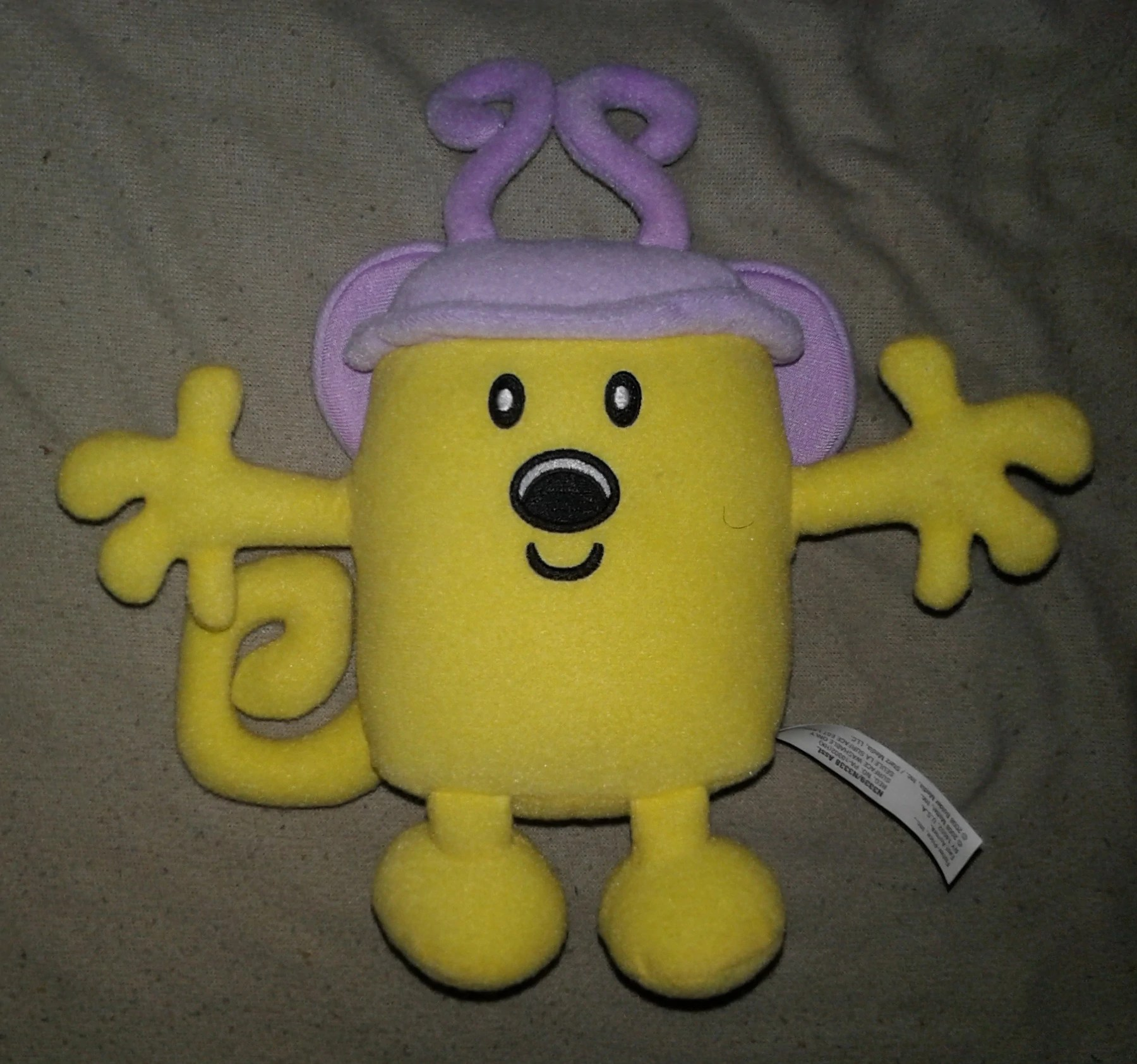 Plush Pal Butterfly Wubbzy  Wubbzypedia  FANDOM powered by Wikia