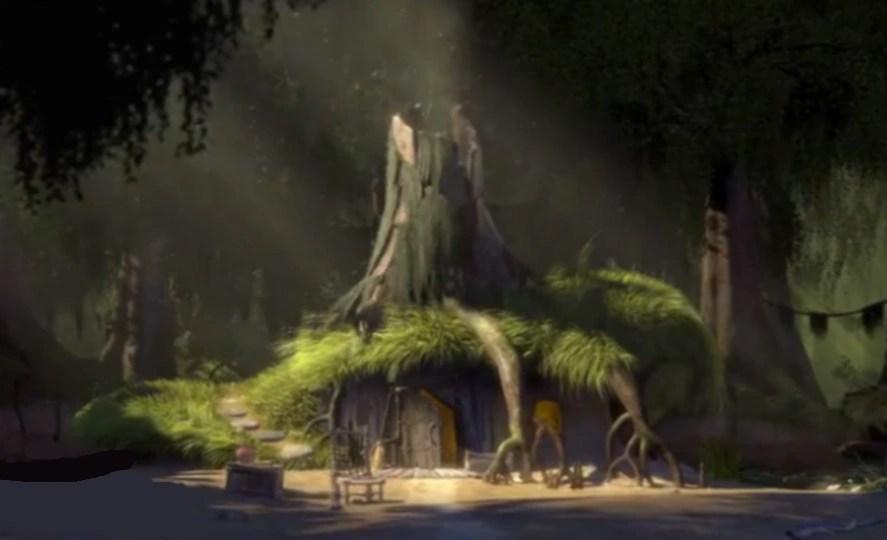 Minecraft Animation Wallpaper Shrek S Swamp Youtube Poop Wiki Fandom Powered By Wikia
