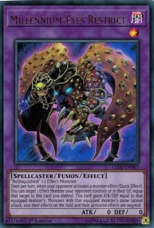 Millenniumeyes Restrict  Yugioh!  Fandom Powered By Wikia