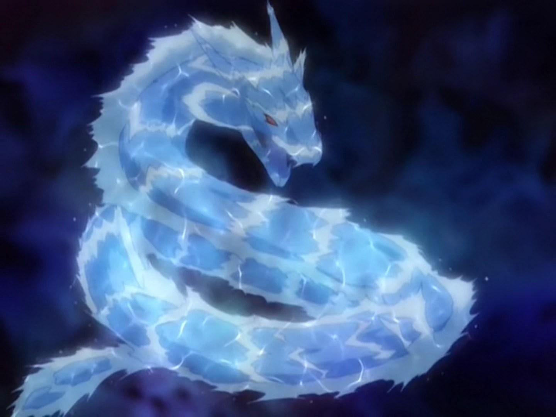 water dragon anime yu