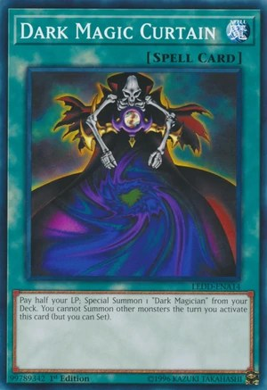 Dark Magic Curtain  YuGiOh  FANDOM powered by Wikia