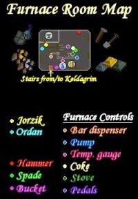 Blast Furnace Foreman | Old School RuneScape Wiki | FANDOM ...