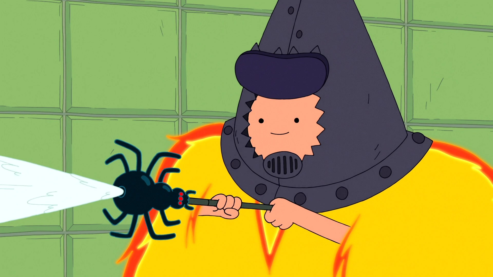 Animated Fire Wallpaper Spider Wand Adventure Time Wiki Fandom Powered By Wikia