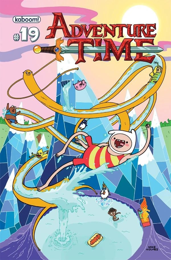 Issue 19 Adventure Time Wiki Fandom Powered By Wikia