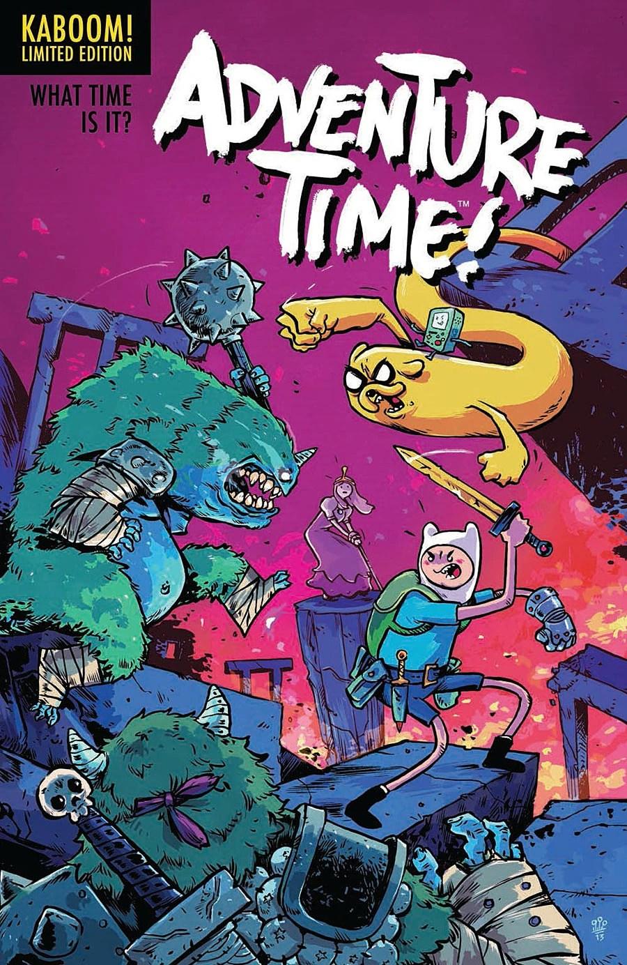 Issue 25 Adventure Time Wiki Fandom Powered By Wikia