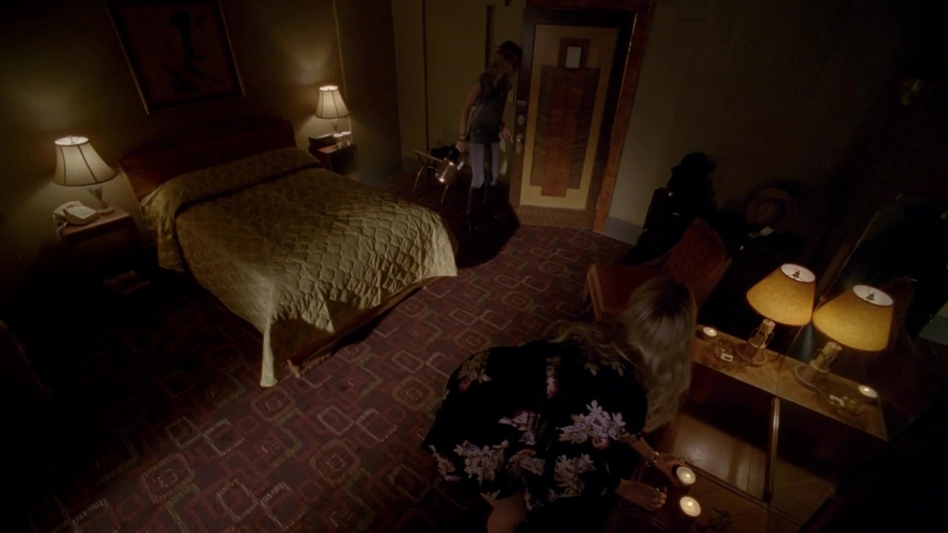 American Horror Story Cortez Hotel Rooms
