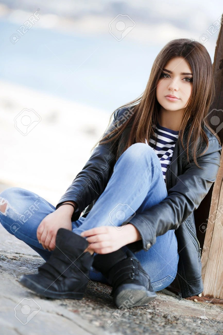 36877979-beautiful-young-girl-caucasian-appearance-with-dark-long-straight-hair-brown