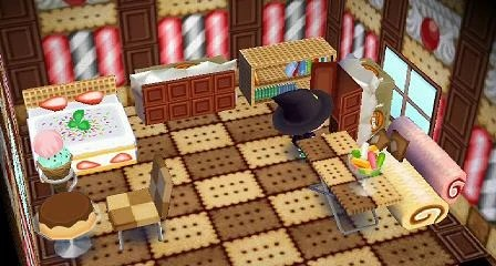 Animal Crossing Wild World Wallpaper Sweets Series Animal Crossing Wiki Fandom Powered By Wikia