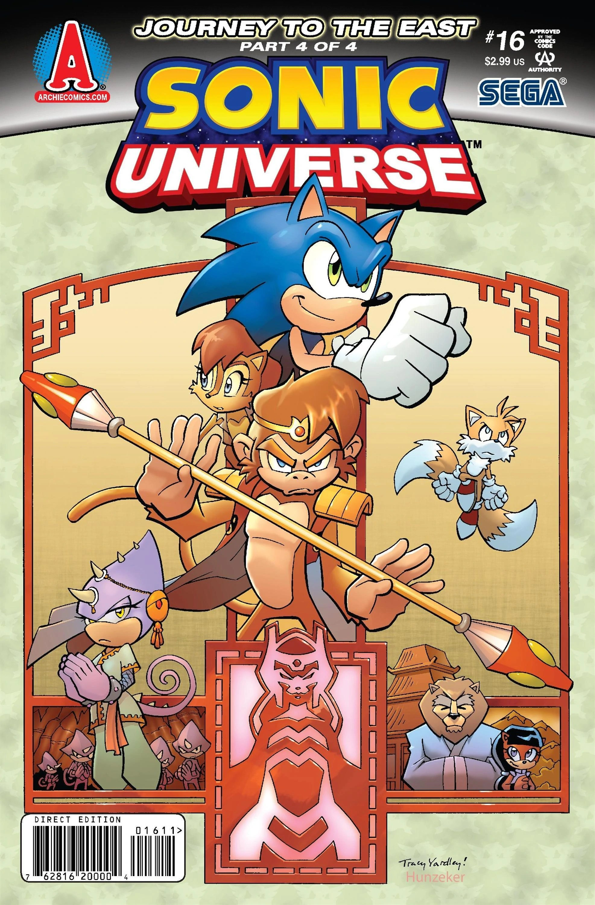 Archie Sonic Universe Issue 16  Mobius Encyclopaedia  Fandom powered by Wikia