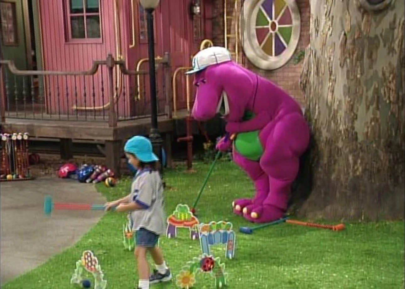 Lets Play Games  Barney Wiki  Fandom powered by Wikia