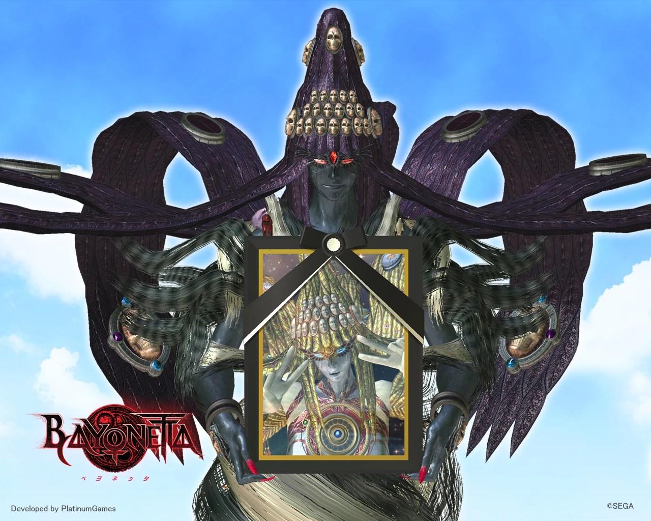 Queen Sheba Bayonetta Wiki Fandom Powered Wikia