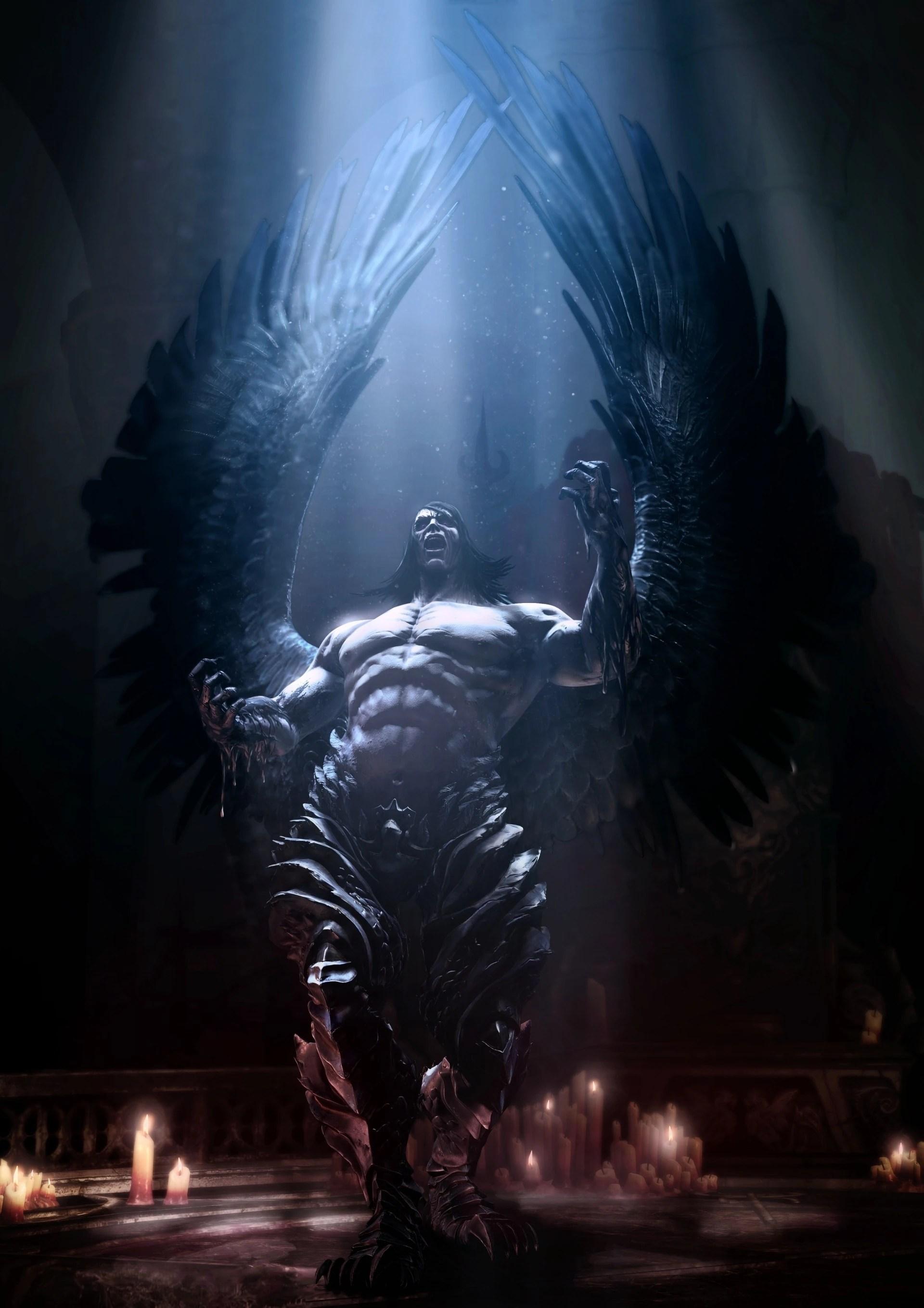 Castlevania Lords of Shadow 2 Satan