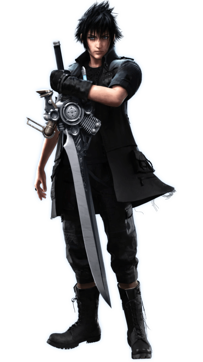 Noctis Lucis Caelum Character Profile Wikia Fandom
