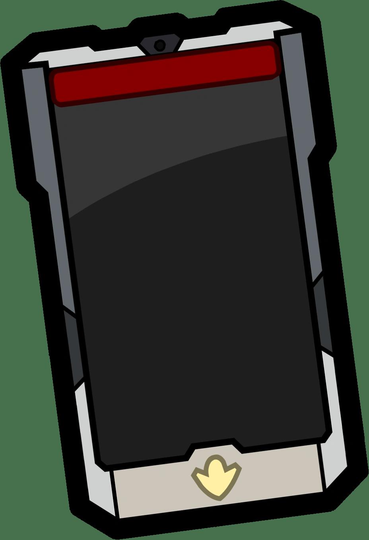 EPF Phone  Club Penguin Wiki  FANDOM powered by Wikia