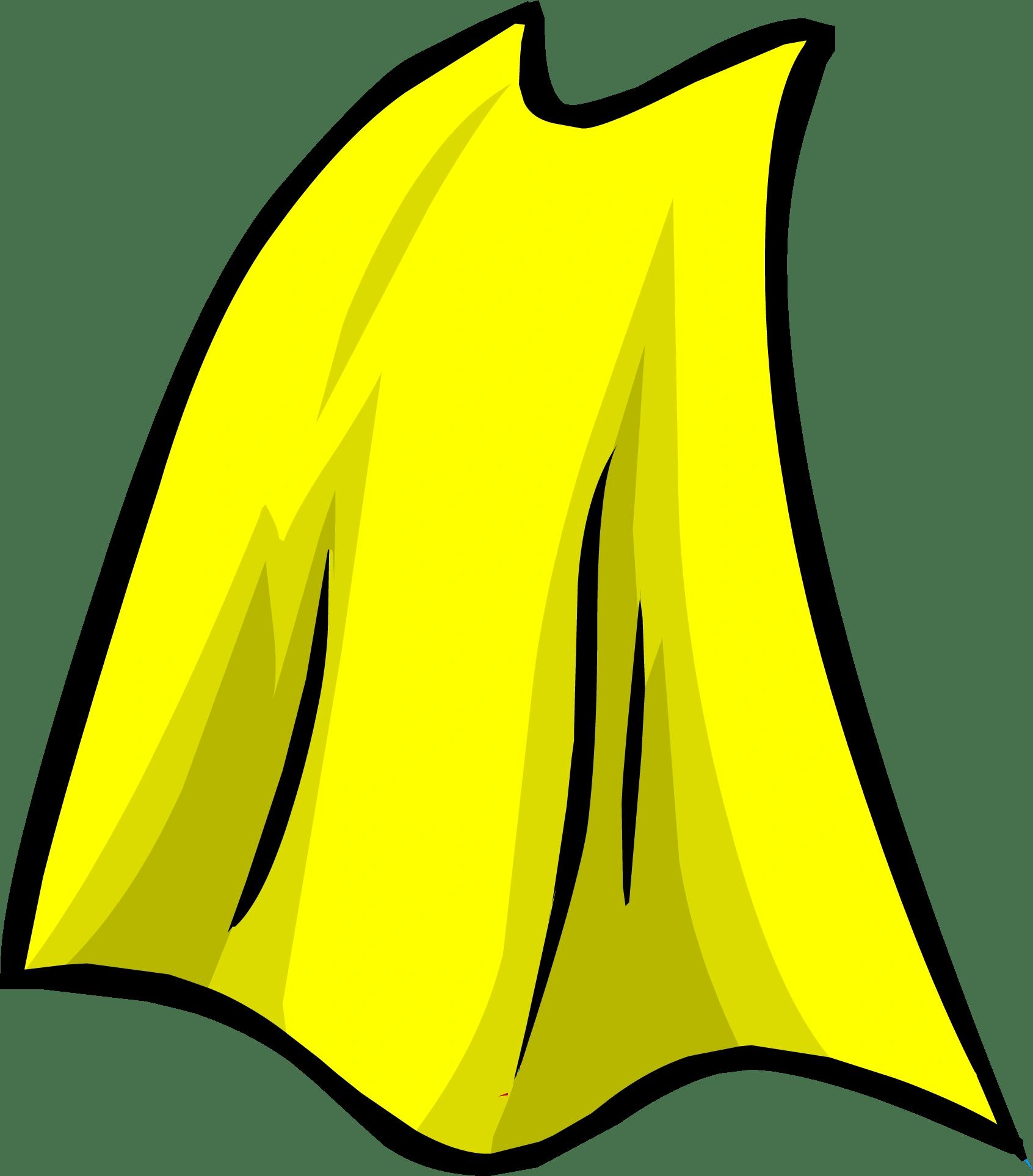 Yellow Cape Club Penguin Wiki Fandom powered by Wikia