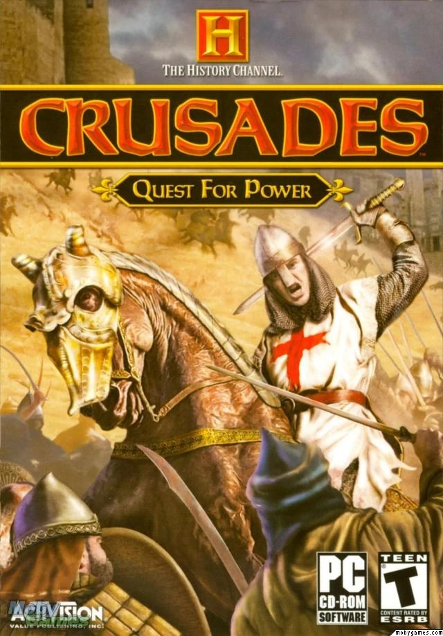 The History Channel Crusades Quest For Power Crusades