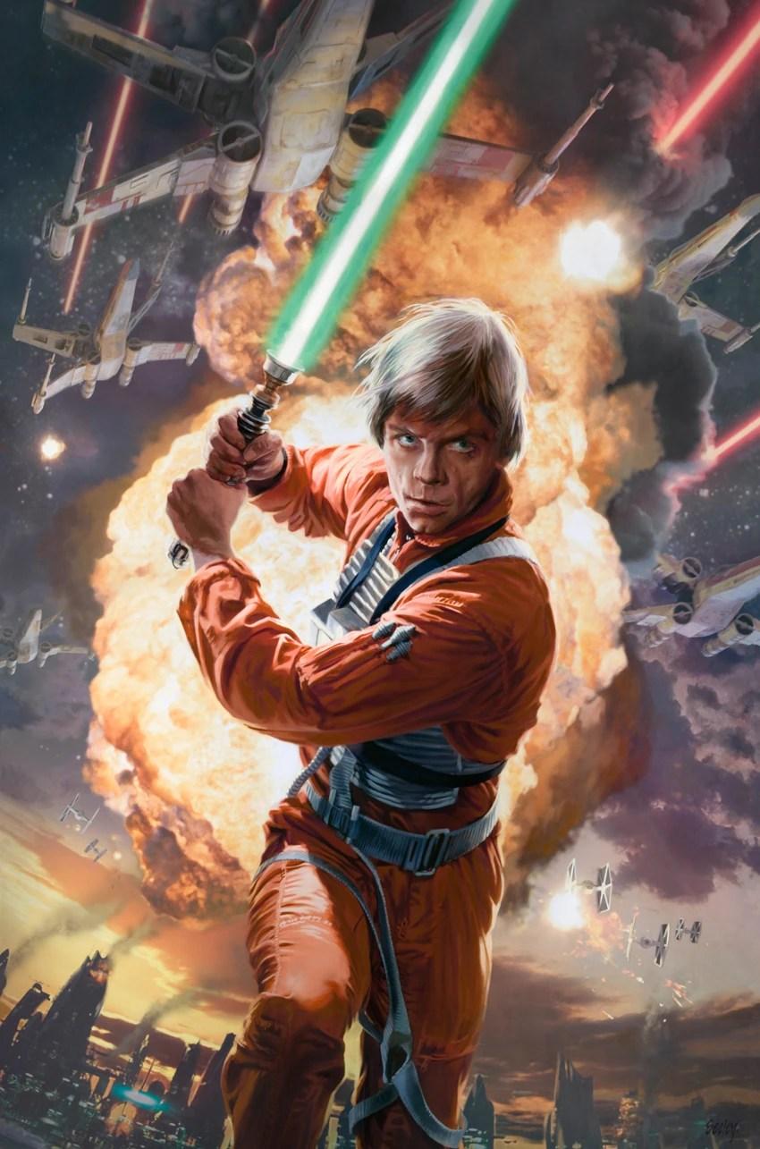 Luke Skywalker Legends Deadliest Fiction Wiki Fandom