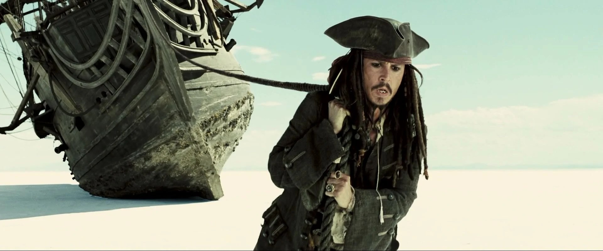 Jack Sparrow Davy Jones Locker