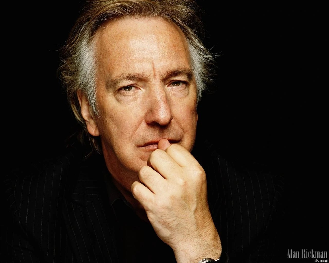 Alan Rickman Disney Wiki Fandom Powered By Wikia