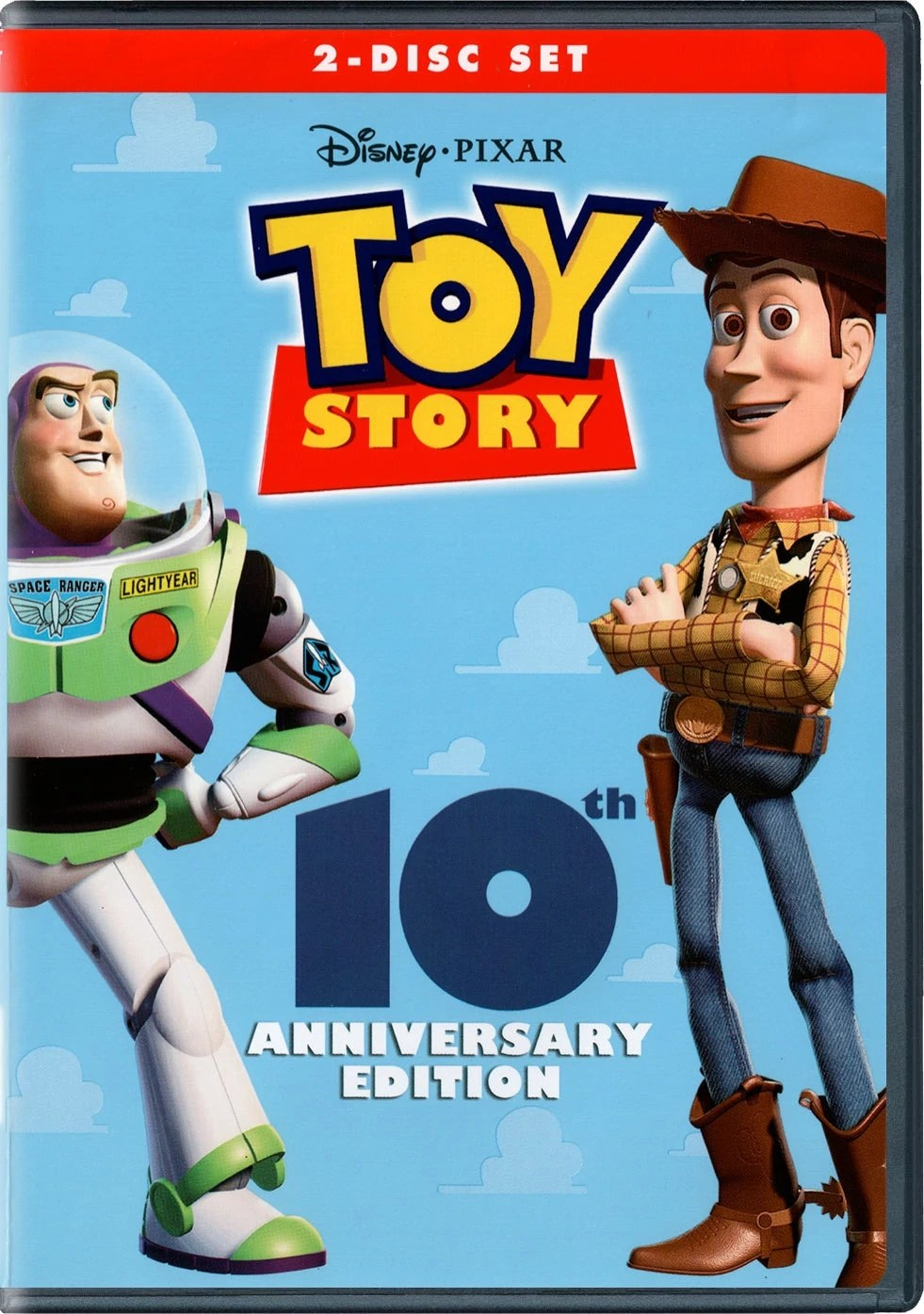 Toy Story 10th Anniversary Edition DVD