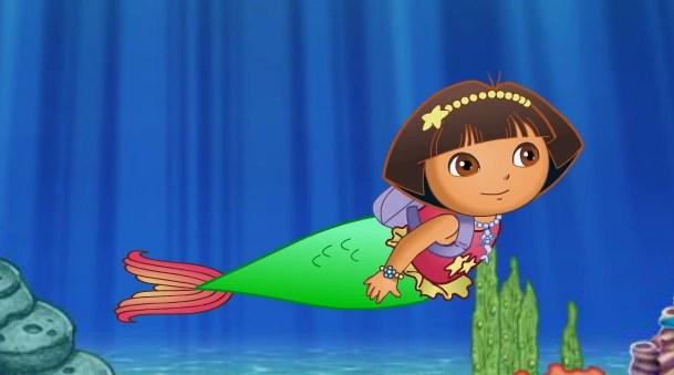 Image Game Doras Mermaid Adventure 7 Png Dora The