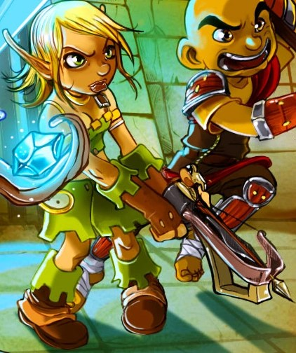 Huntress 101  Dungeon Defenders Wiki  Fandom powered by