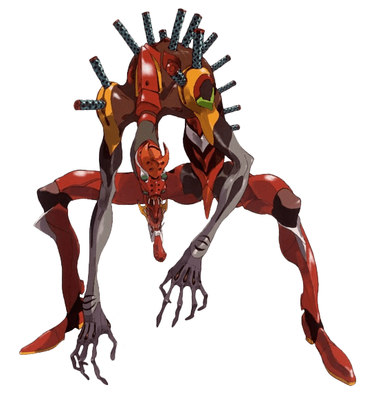 Evangelion Without Armour