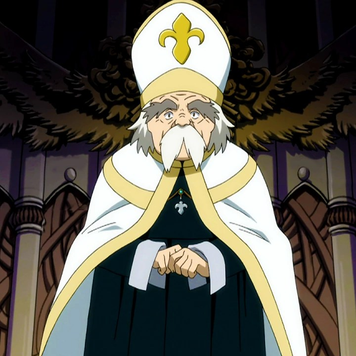 Archbishop | Fairy Tail Wiki | Fandom powered by Wikia